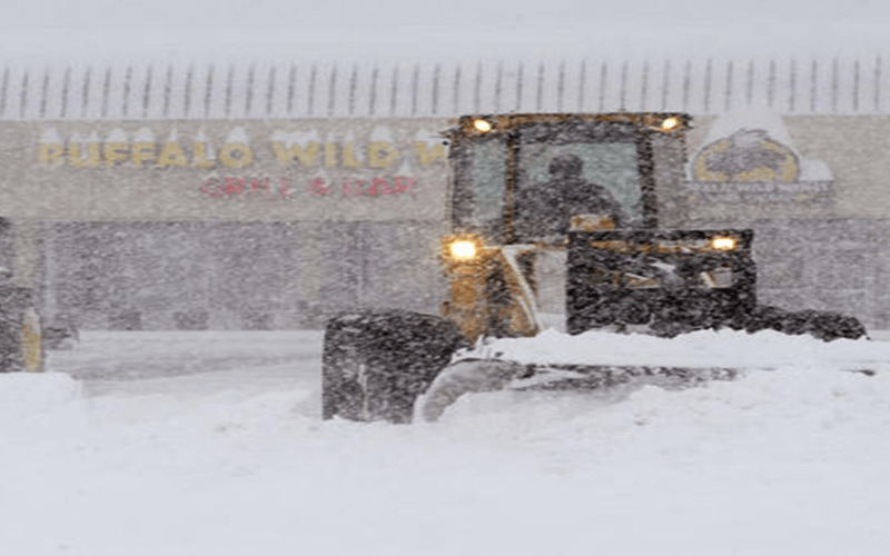 Commercial Snow Removal in Southern Missouri