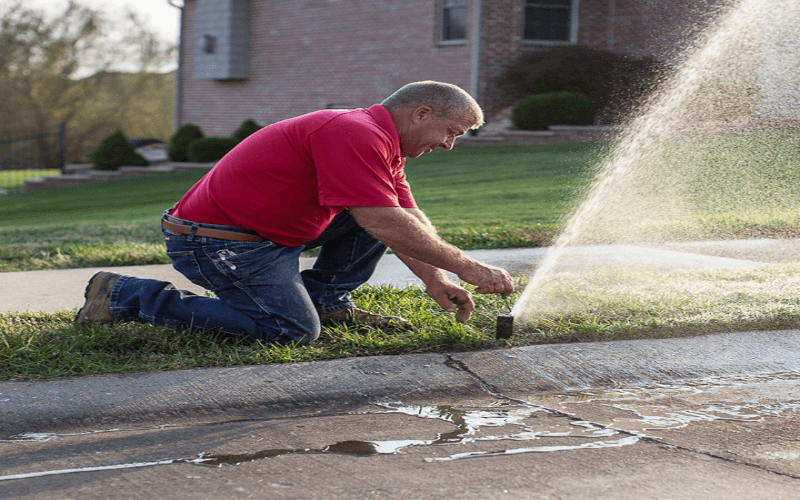 Professional Irrigation Service in Southern Missouri